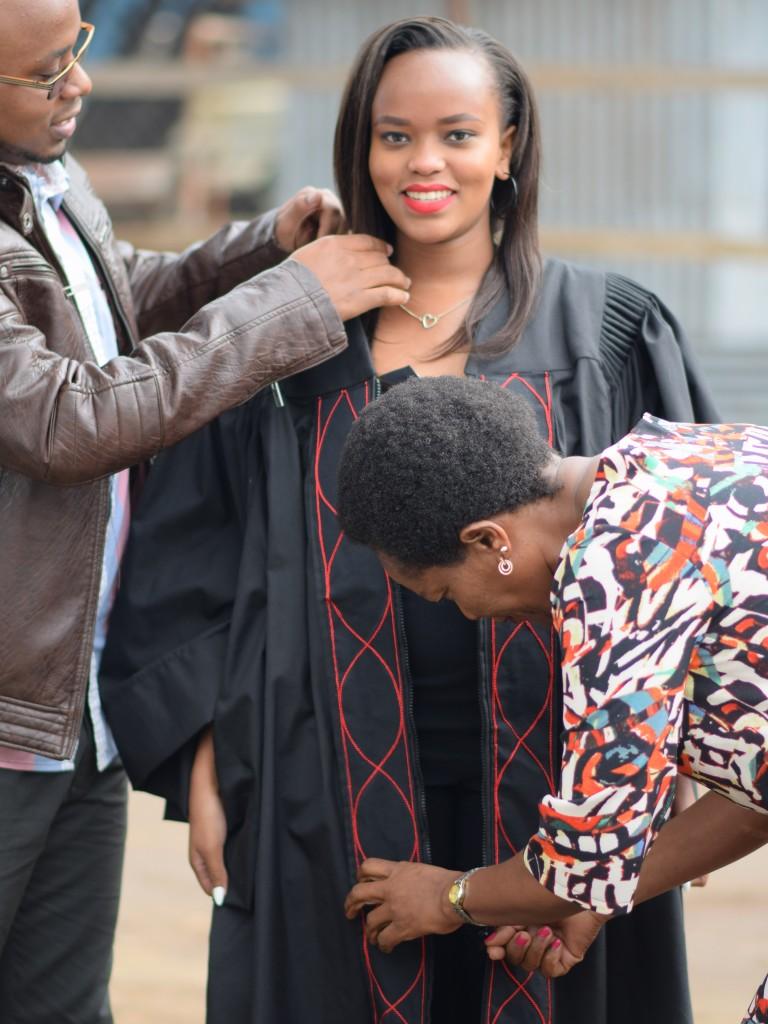 Cheekily Chic Graduation Day 4