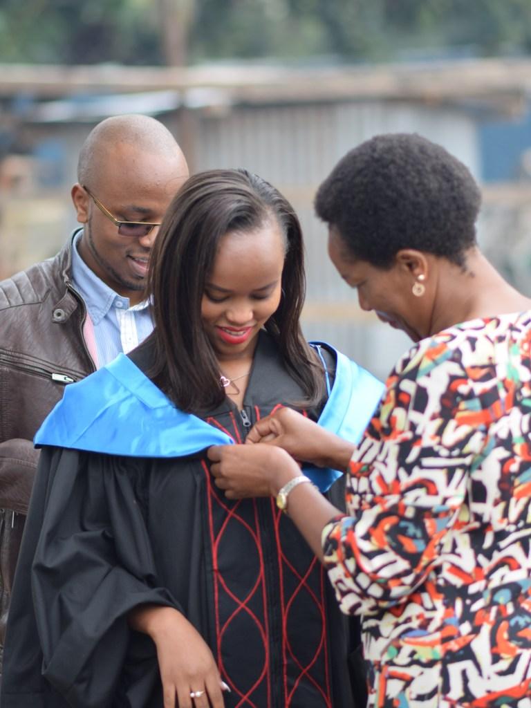 Cheekily Chic Graduation Day 7