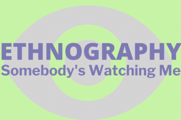 ethnography in market research