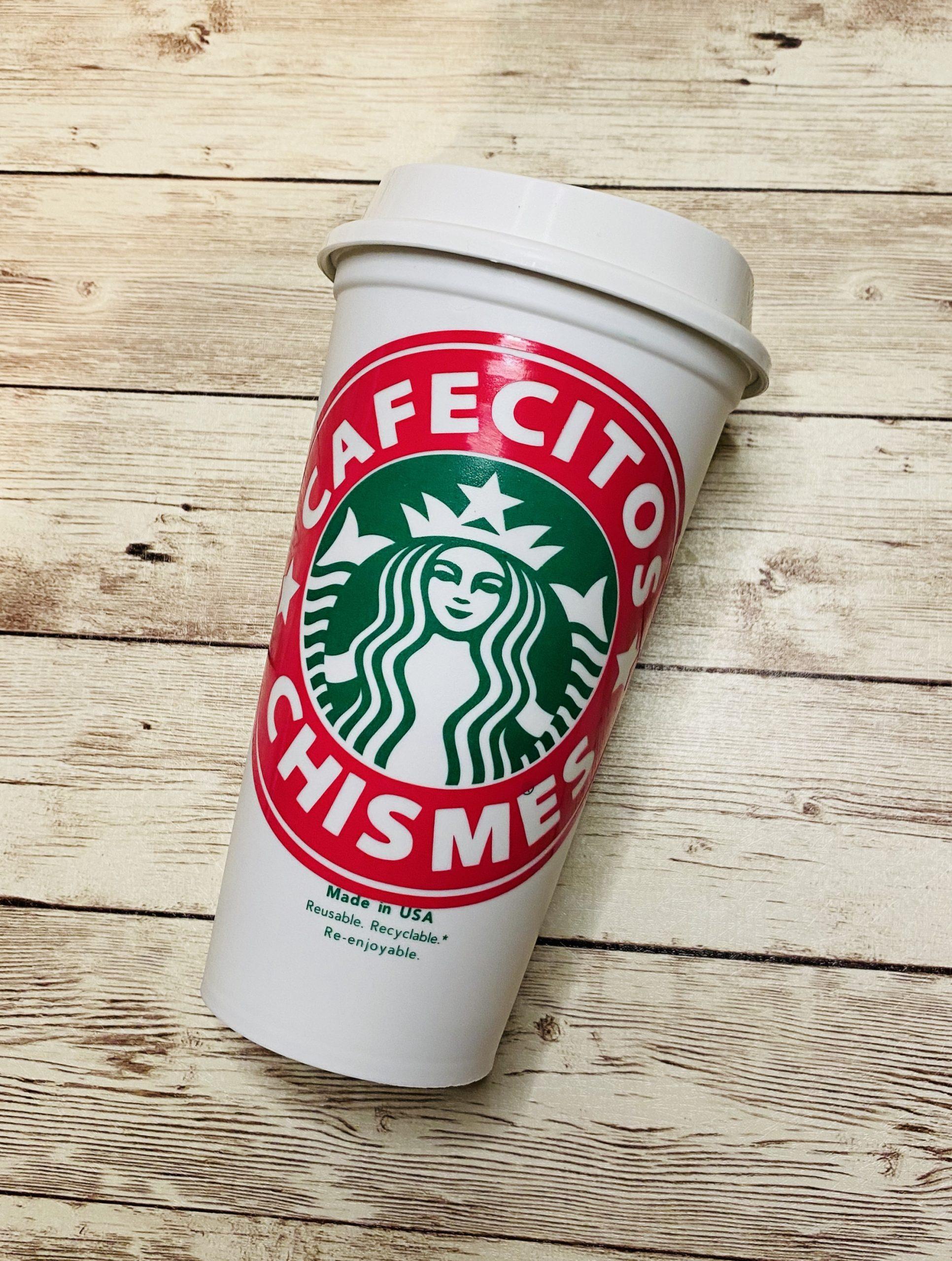 Cafecito At Starbucks Free Svg Cafecito En Starbucks Svg Gratis Cheeky Minds