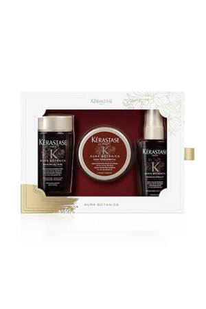 Aura Botanica Travel Set For Dull, Devitalized Hair by Kerastase