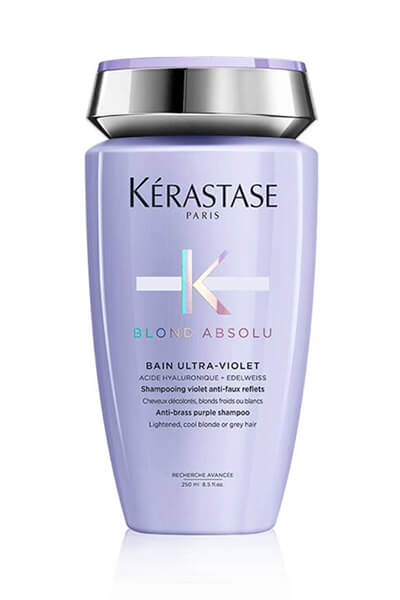 Blond Absolu Ultra-Violet Purple Shampoo by Kerastase