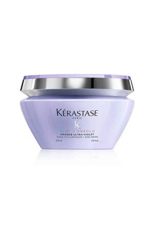 Blond Absolu Masque Ultra-Violet Purple Hair Mask by Kerastase