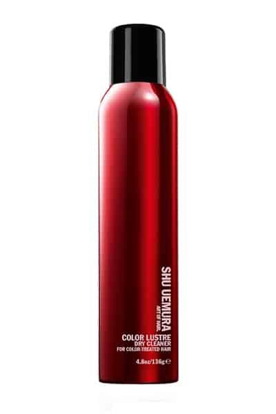 Color Lustre Dry Cleaner Dry Shampoo by Shu Uemura Art of Hair | 4.8oz