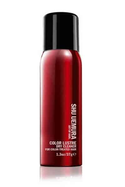 Color Lustre Travel-Size Dry Shampoo by Shu Uemura Art of Hair | 38ml