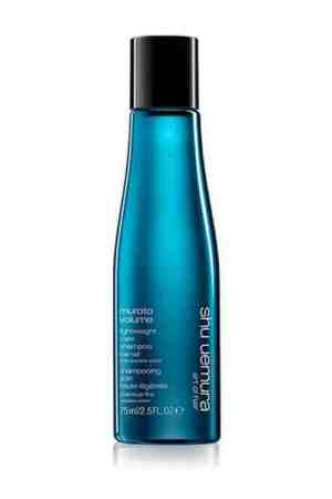 Muroto Volume Travel-Sized Shampoo for Fine Hair by Shu Uemura Art of Hair | 40ml