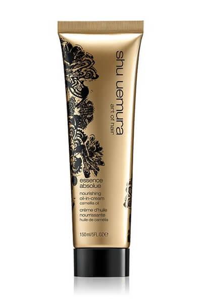 Essence Absolue Hair Oil-In-Cream For Thick, Coarse Hair by Shu Uemura Art of Hair | 150ml