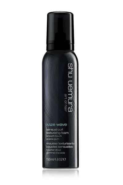 Kaze Wave Hair Mousse for Curly Hair by Shu Uemura Art of Hair | 148ml