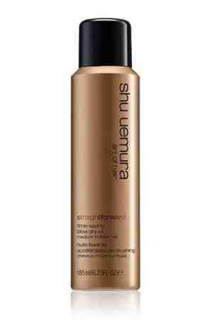 Straightforward Blow Dry Oil Spray for Thick Hair by Shu Uemura Art of Hair | 185ml