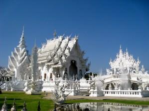 Wat Rong Khun, The White Temple, Chiang Rai, Thailand