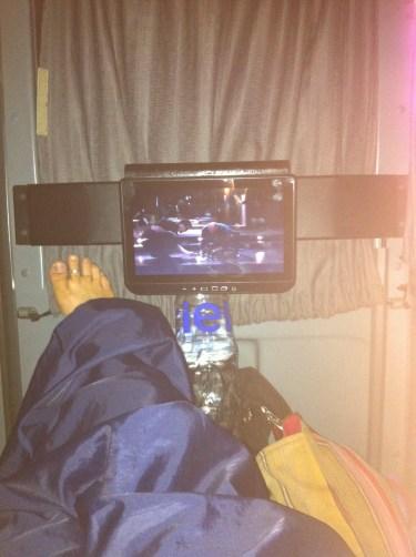 Overnight Bus Peru