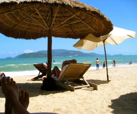 Beach, Nha Trang, Vietnam