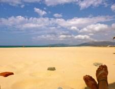 Beach, Tarifa, Spain
