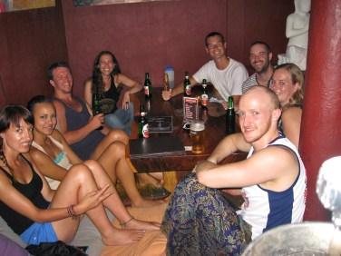 The Ubud gang