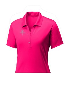 LST550PR Disc Golf Tournament Polo for Women
