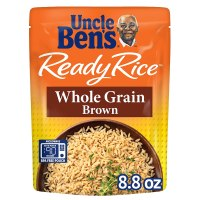 Cooked Brown Rice Packets