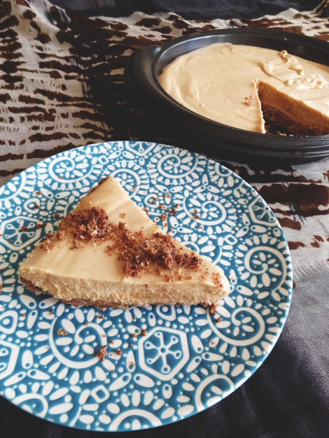 PeanutButter Pie via The Cheerful Kitchen