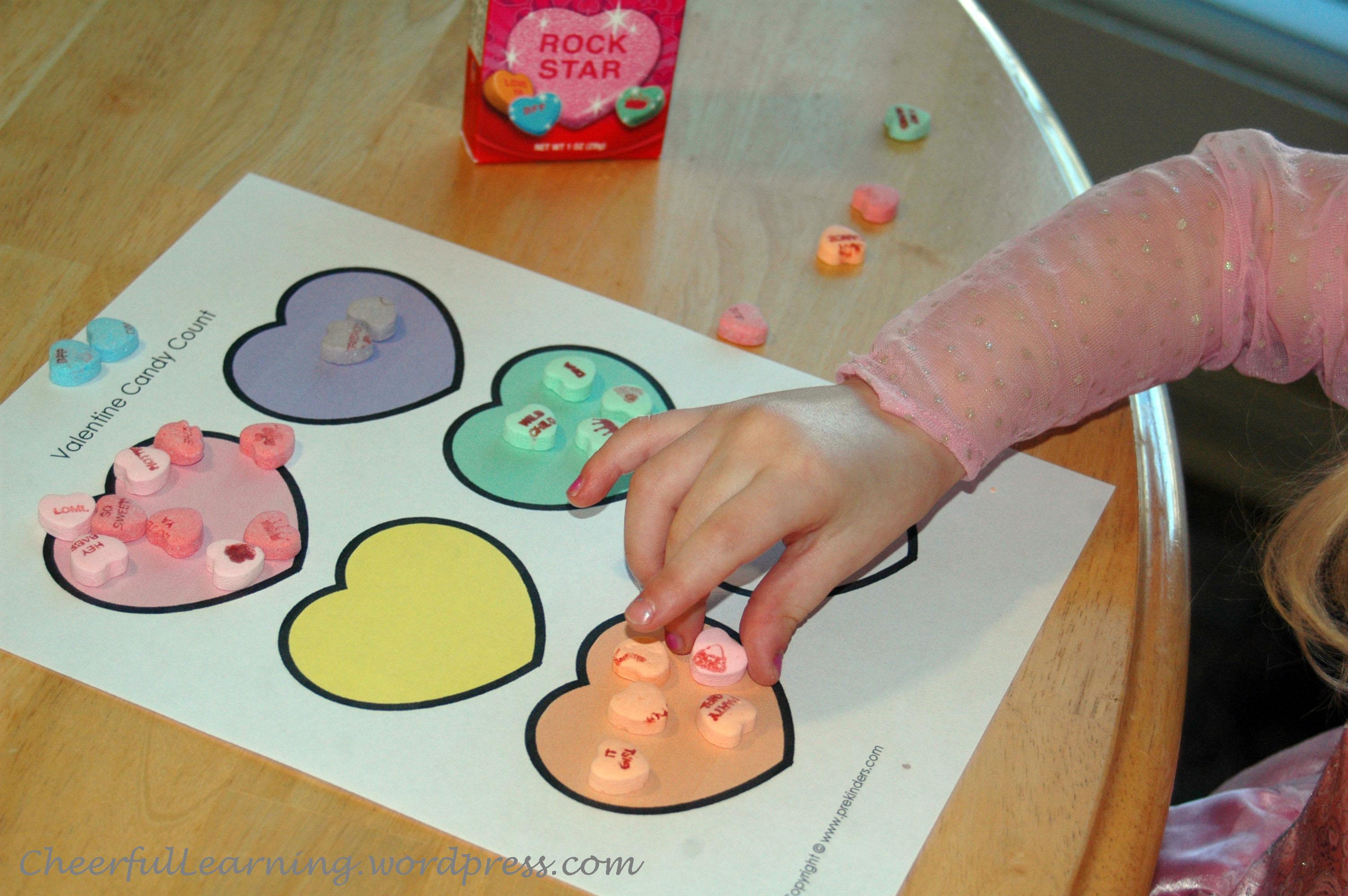 Valentine S Day Activities
