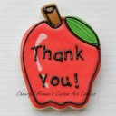 Thank You Teacher Apple English
