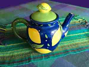 Tip Jar Teapot