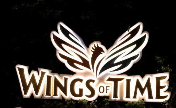 Wings Of Time Sentosa Island