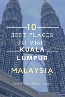 Planning a visit to Kuala Lumpur? Go through this ultimate list of tourist attractions around the city.