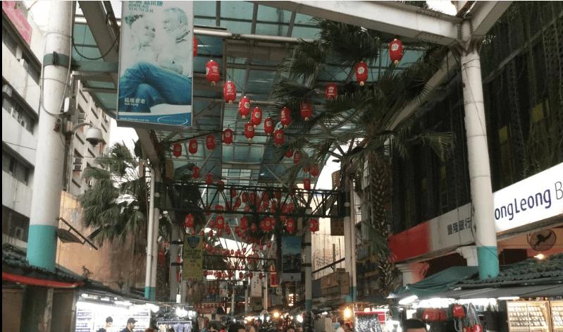 China Town, Kuala Lumpur Malaysia