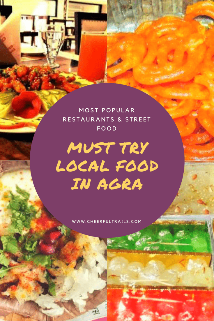 Discover the unique must try food and the best restaurants in Agra for a delicious dining experience. Look out for the best food trails Agra has to offer