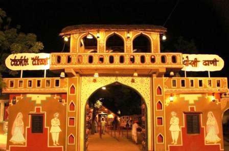 Chokhi Dhani - Things to do in jaipur