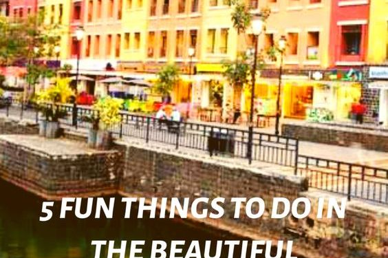Amazing things to do in Lavasa | Lavasa City Tour