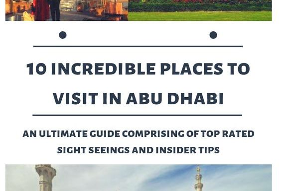 10 Best Places To Visit In Abu Dhabi – Top Rated Sights