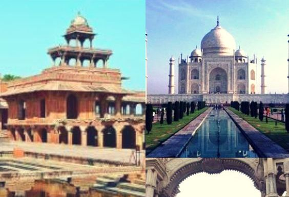 A Perfect 2 Day Itinerary For Agra Mathura Vrindavan Tour