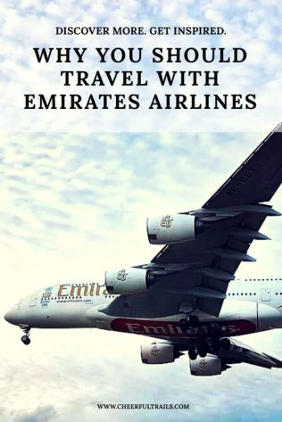 Emirates Airlines - Here are all the real reasons to fly with Emirates Airlines.