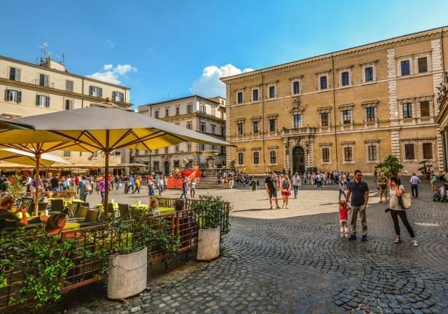 Trastevere - Hidden Rome Italy
