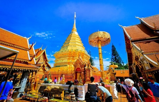 Wat Phra That Doi Suthep - Chiang Mai Itinerary