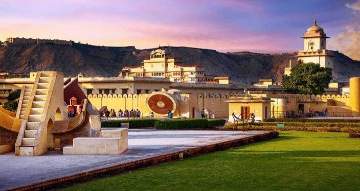 Golden Triangle Jaipur