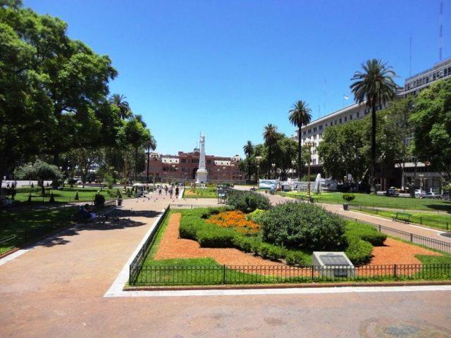 Plaza de Mayo - Buenos Aires Itinerary