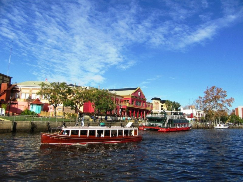 Tigre - A day trip from Buenos Aires