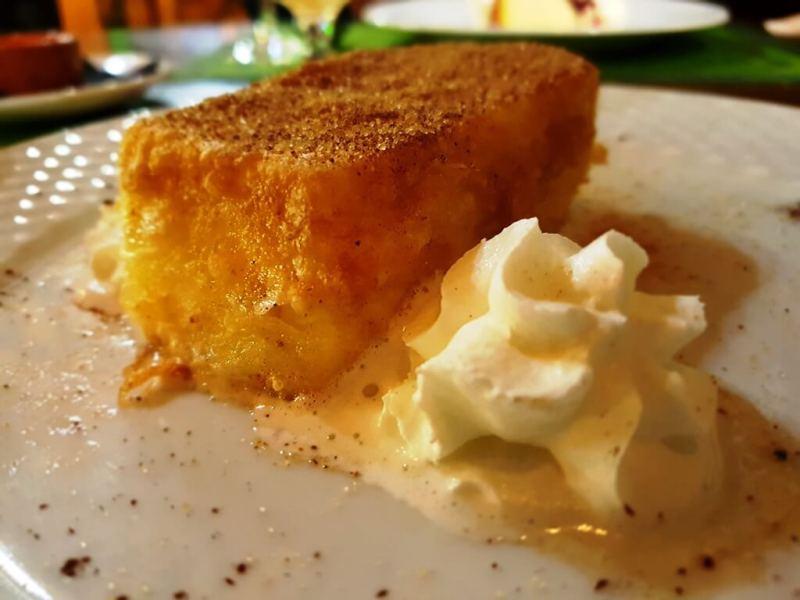 Leche frita - most delicious desserts