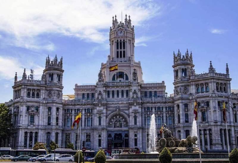 Palacio de Cibeles - Madrid Itinerary