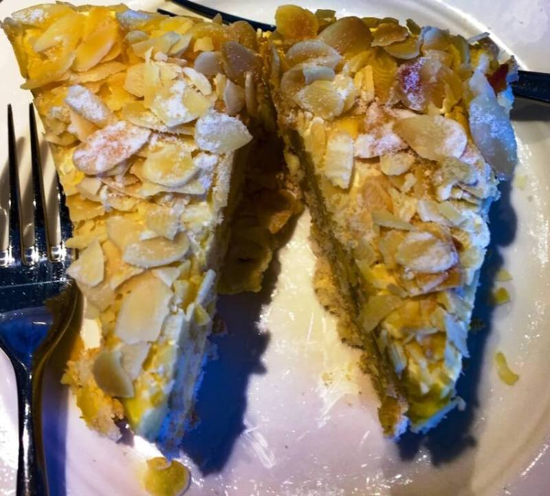 success cake - most delicious desserts