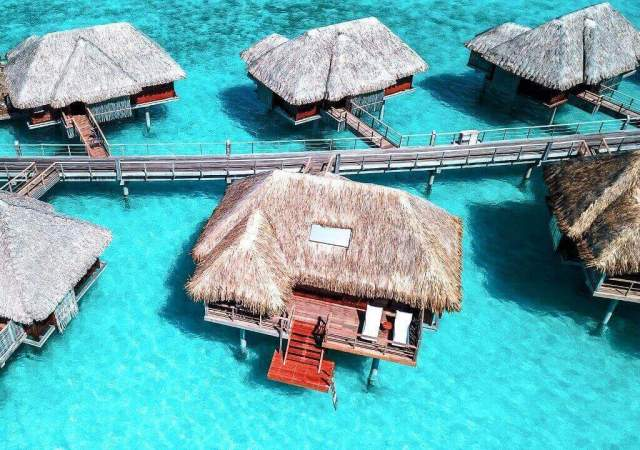 Bora Bora - Most Beautiful Islands In The World