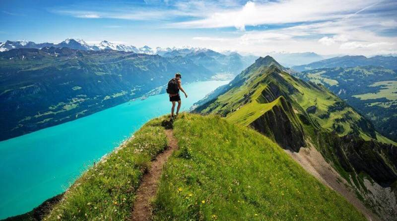 Hike The Hardergrat Trail - Things to do in Switzerland