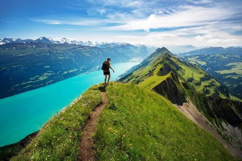 Hike The Hardergrat Trail