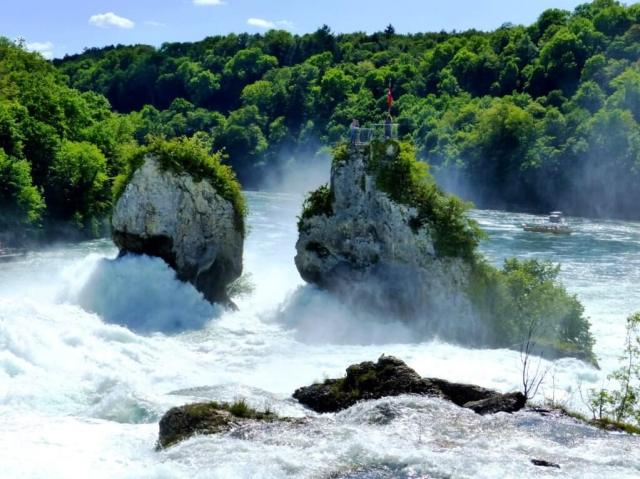 Rhine Falls - Things to do in Switzerland