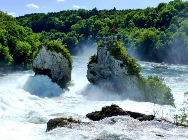 Rhine Falls - Things to do in Switzerland