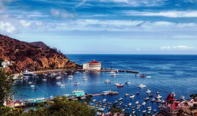 Catalina - Most Beautiful Islands In The United States