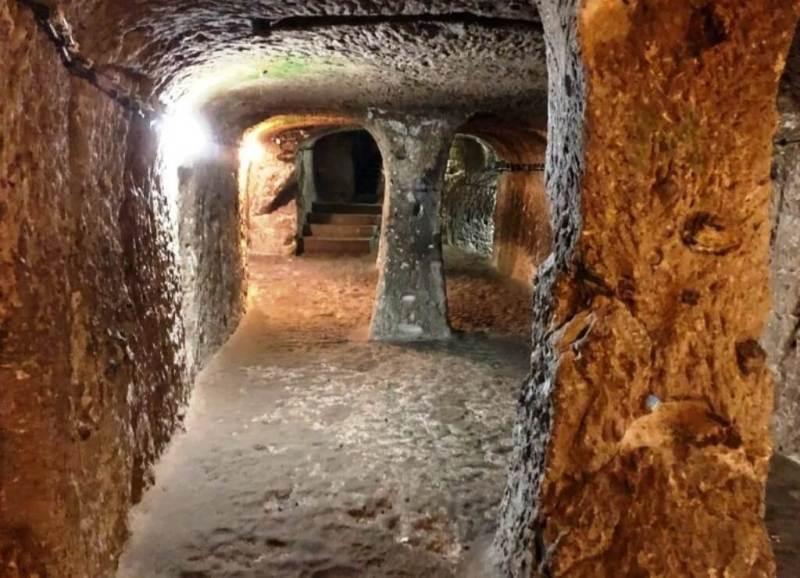 Derinkuyu - Cappadocia Itinerary