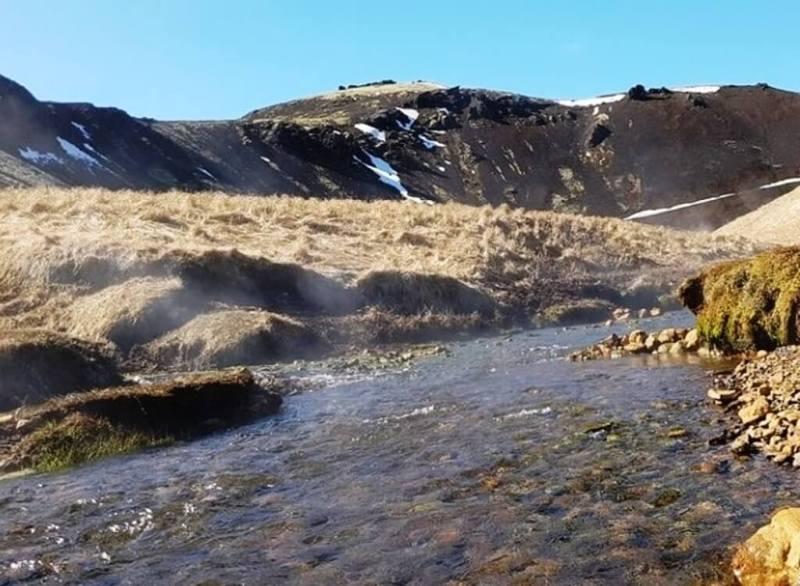 Hveragerdi - Iceland Honeymoon