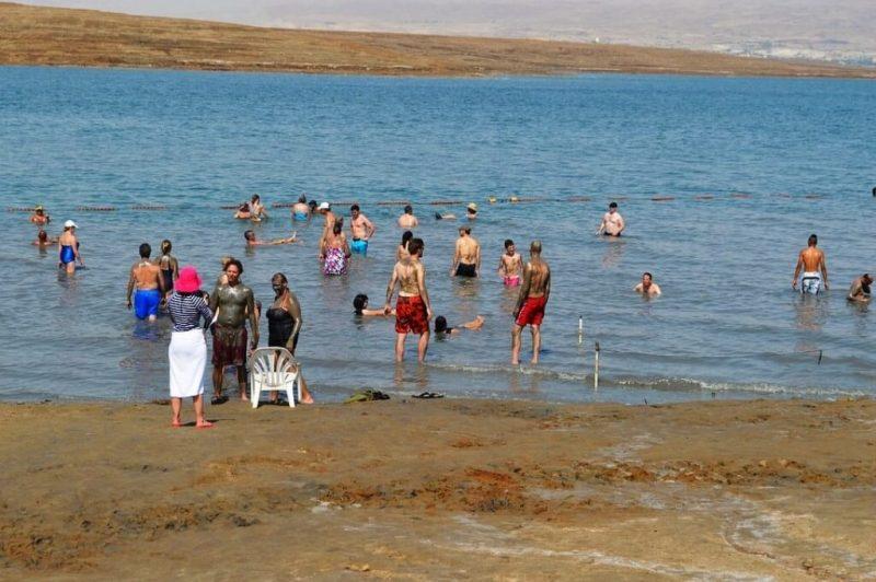 Dead Sea - Day Trips From Jerusalem